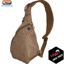 Viper Tactical Banshee Shoulder Pack Hiking Sling Bag Lazer MOLLE Coyote Brown