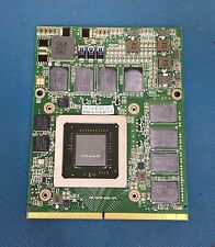Used Nvidia N10E-GLM-B2 Quadro FX 2800M 1GB Laptop Video Card