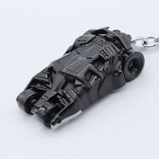 Batman vs Superman Chariot Model Metal Keychain Key Ring Pendant Cosplay Gift