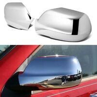 For Jeep Grand Cherokee 2005 2006 2007 2008 2009 2010 Chrome Mirror Covers Pair