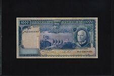 Portugal  Angola 1000 ESCUDOS 1970 P-98 VF+++ RARE banknote