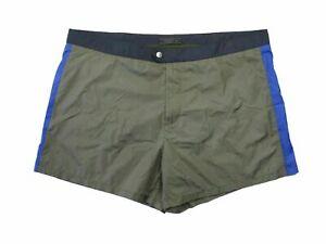 New With Tags NWT Mens PRADA Swimming Pants Trunks Sz XL Tg 54 UB237