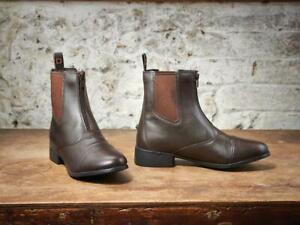 Dublin Elevation Zip Jodhpur Boots