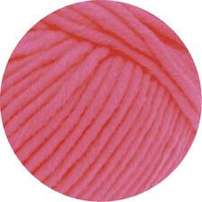Wolle Kreativ! Lana Grossa - Mille II Neon - Fb. 502 neonpink 50 g