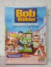 Bob The Builder - Teamwork Challenge - DVD - ABC KIDS AUSTRALIA REGION 4