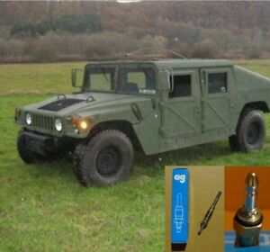 Morlock Motors Humvee H1  Glühkerzen M998 -  24 Volt 1 Satz / 8 Stück