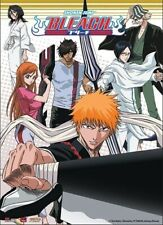 Bleach Group Wall Scroll Poster Anime Cloth Licensed NEW