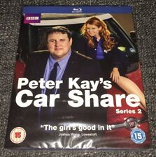 Peter Kay's - Car Share Blu-ray The Complete Series 2 (2017) BBC - NEW
