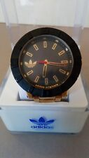 OVERSIZED ADIDAS ORIGINALS SPORTS WATCH WATER RESISTANT  RARE BOXED VGC BARGAIN!