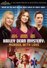 HAILEY DEAN MYSTERY MURDER WITH LOVE DVD Kellie Martin Hallmark Movies Mysteries