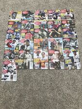 Sports Collectors Digest Magazine 2018 Complete Year Lot 26 Issues