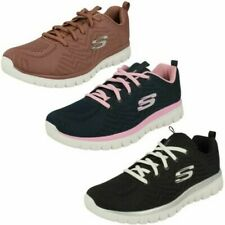 "Ladies Skechers Casual Trainer ""Get Connected"""