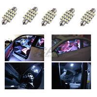 5 x Bombillas festoon led con iluminación blanco frío para Bmw E92 para interior
