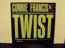 CONNIE FRANCIS - Do the twist         ***Israel - Press***