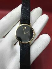 ZENITH GOLD PLATED QUARTZ 27.1010.061 31MM LADY WATCH SWISS MADE