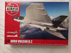 Airfix 1 72 AVRO VULCAN BOMBER B.2