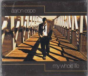 Aaron Espe - My Whole Life CD 2005 NEW SEALED DIGIPAK