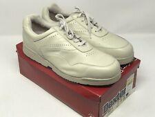 Dexter Sz 13 2W Men's Wheat Leather Lace Up Sneakers Walking Shoes New W/ Defect