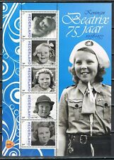Nederland 2013 3012 serie Beatrix 75 jaar Vel 1 - Royalty