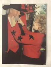 Charlie Daniels Christmas Card Vintage