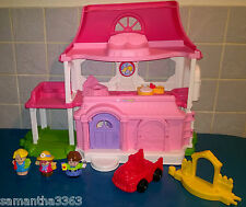 Fisher Price Little People Happy Sounds Home Dolls House