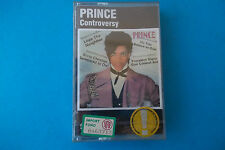 "PRINCE ""CONTROVERSY"" MUSICASSETTA SEALED"