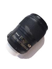 Nikon Nikkor AF-S Micro 60 mm f/2.8 G ED