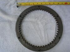 "Rockford Twin Disc Clutch Pto 8"" Drive Gear Steel Ring # 5805 Rad-Sales 51 Teeth"