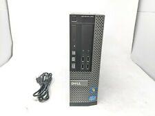 Dell Optiplex 790 SFF Desktop, i7-2600@3.40GHz, 1TB HDD, 8GB RAM, Win10 Pro