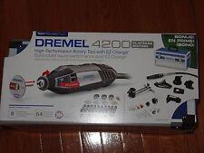 NEW Dremel 4200 Series Ultimate Rotary Tool Kit (4200-8/64)