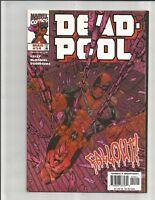 Deadpool 14 (1998)   1ST APPEARANCE AJAX!!   MOVIE!!!