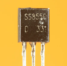 TRANSISTOR SS8550 SILICIUM PNP 40V 1500mA 1000mW BOITIER PLASTIQUE TO92