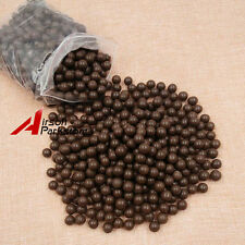 100PCS 10MM Slingshot Beads Bearing Mud Balls Beads For Hunting Slingshot Ammo