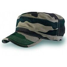 ATLANTIS SERBATOIO Plain MILITARE ESERCITO CAP HAT * camouflage *