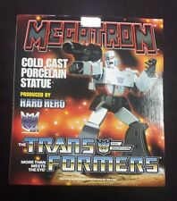 Transformers Megatron Cold-Cast Porcelain Full Sized Statue Hard Hero AP 53/200