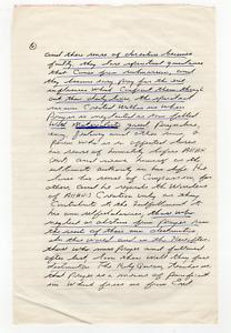 Muhammad Ali handwritten five page speech! Greatest! Guaranteed Authentic! 755