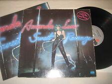 Amanda Lear - Sweet Revenge    Vinyl LP mit Poster