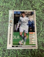 Panini WCCF Martin Odegaard Real Madrid Rookie card RC Norway La Liga