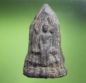 GORGEOUS OLD THAI BUDDHA AMULET PHRAKONSMORE VERY NICE