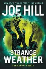 Strange Weather: . 1st Edition/1st Printing Signed By Author Joe Hill