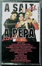 Salt-N-Pepa:  A Salt With A Deadly Pepa (Cassette, 1988, Next Plateau) NEW