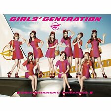 SNSD GIRLS' GENERATION II Girls & Peace CD+DVD+GOODS Limited Deluxe Edition