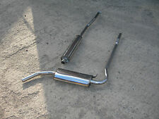 MG 1300  MK2/MORRIS 1300 GT  EXHAUST , the middle and tailbox side exit,