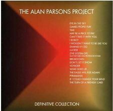 Definitive Collection - Parsons, Alan CD Greatest Hits