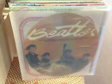 BEATLES picture disc vinyl LP Audiofidelity EX w/ Cry For Shadow