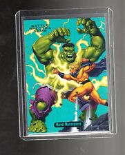 2016 Marvel Masterpieces  Joe Jusko BS-12 Battle Spectra Gems card 73/99