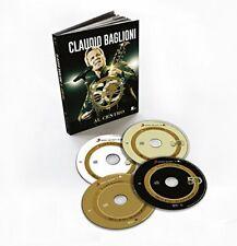 CLAUDIO BAGLIONI - 50 anni al centro (lim. edition) (2019) 4 CD + BOOK