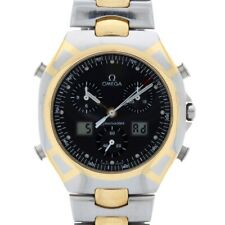 Gents Omega Polaris 1/100 Olympic Chronograph Historic Watch DB386-1031 CAL1670
