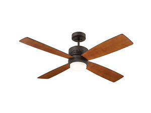 Emerson Ceiling Fan CF430ORB Oil Rubbed Bronze Highrise collection