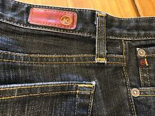 AG ADRIANO GOLDSCHMIED The Angel BootCut Jeans Women's Size 31R (measures 32x30)